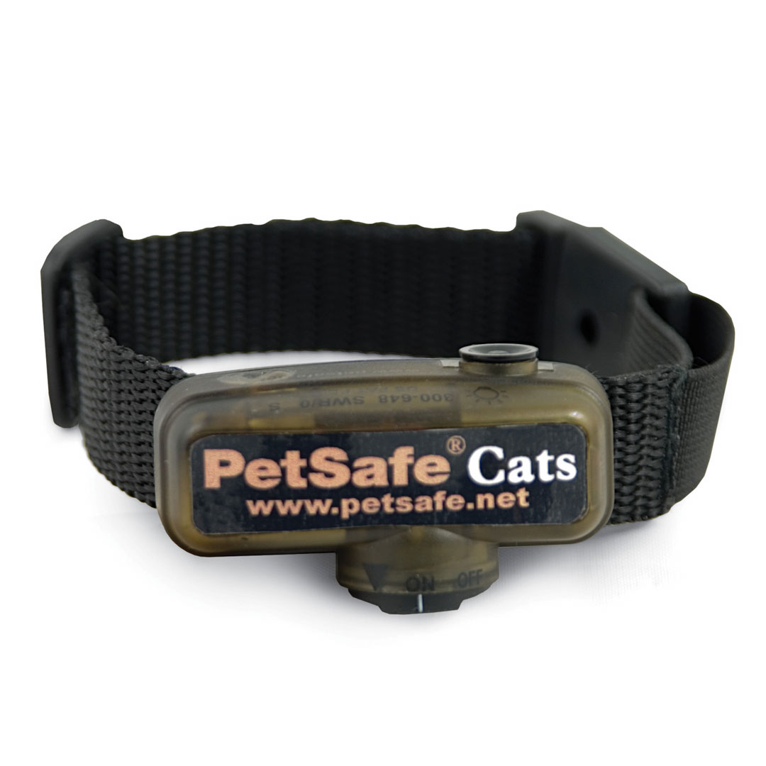 """customer care product support petsafe in ground fences in ground cat fenceâ""""¢ collar"""