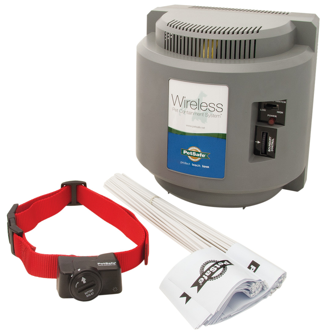 Wireless Pet Containment System By Petsafe Pif 300 In