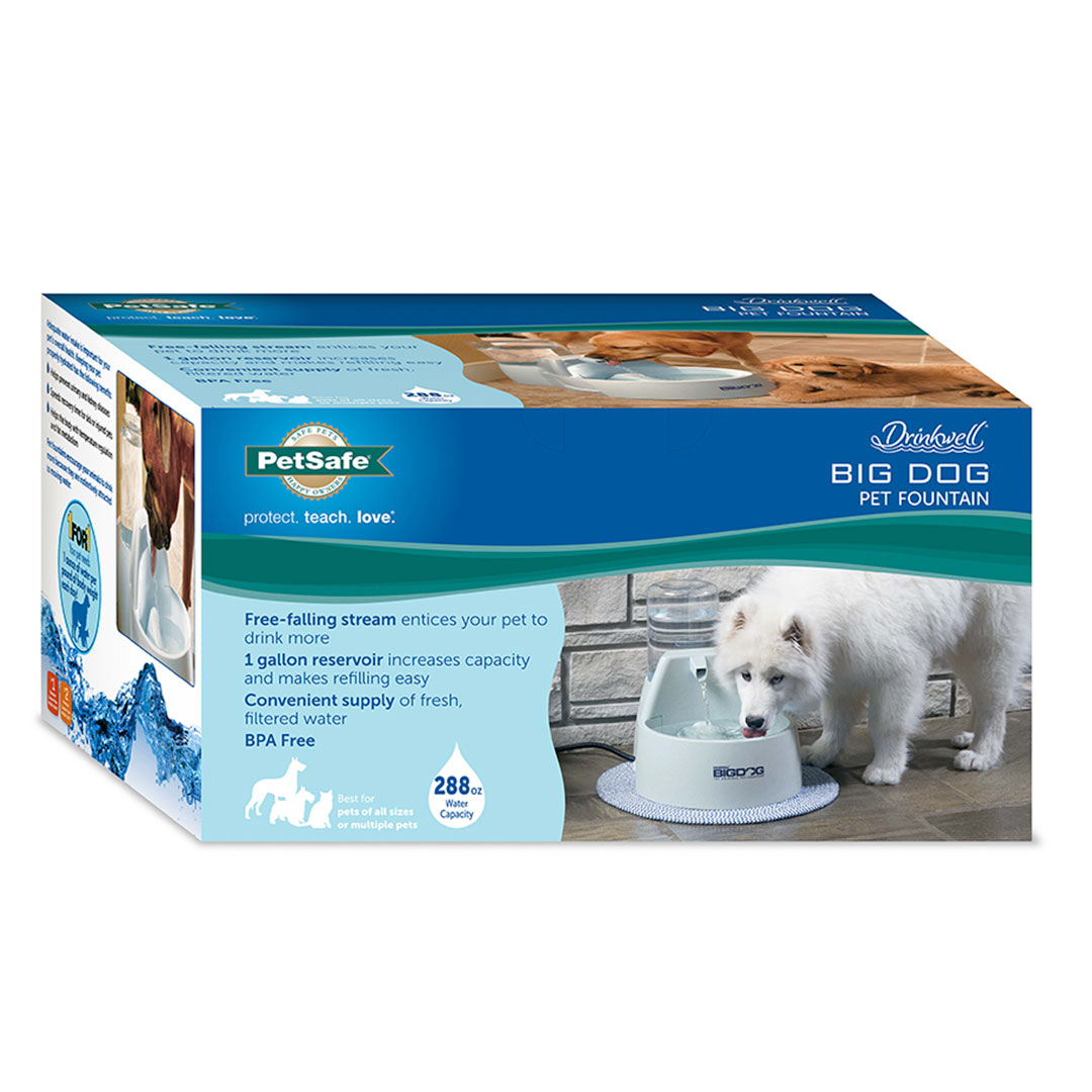 Petsafe Drinkwell Big Dog Fountain Replacement