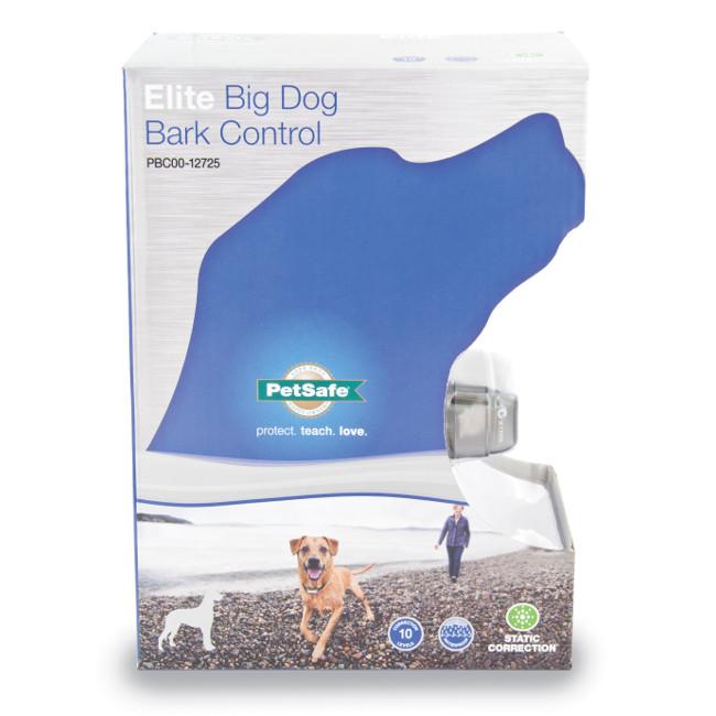 Elite Big Dog Static Bark Collar By Petsafe Pbc00 12725