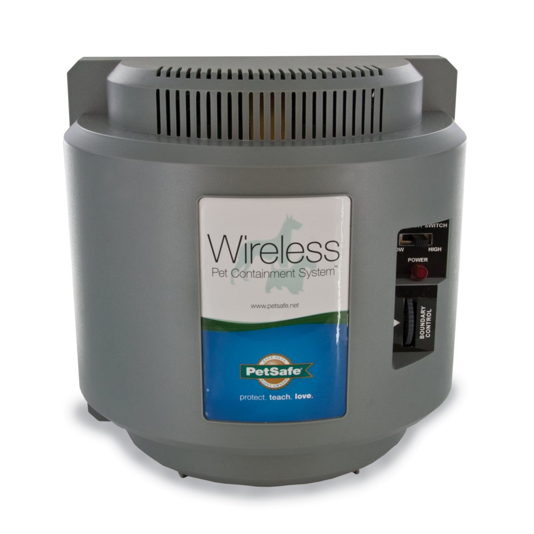 Shop For Extra Wireless Fence Transmitter By Petsafe If 100