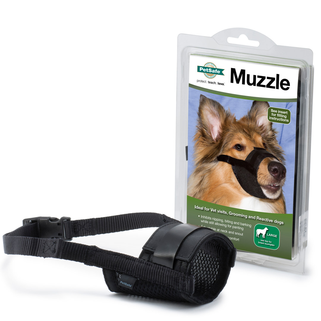 Dog Muzzle Free Returns