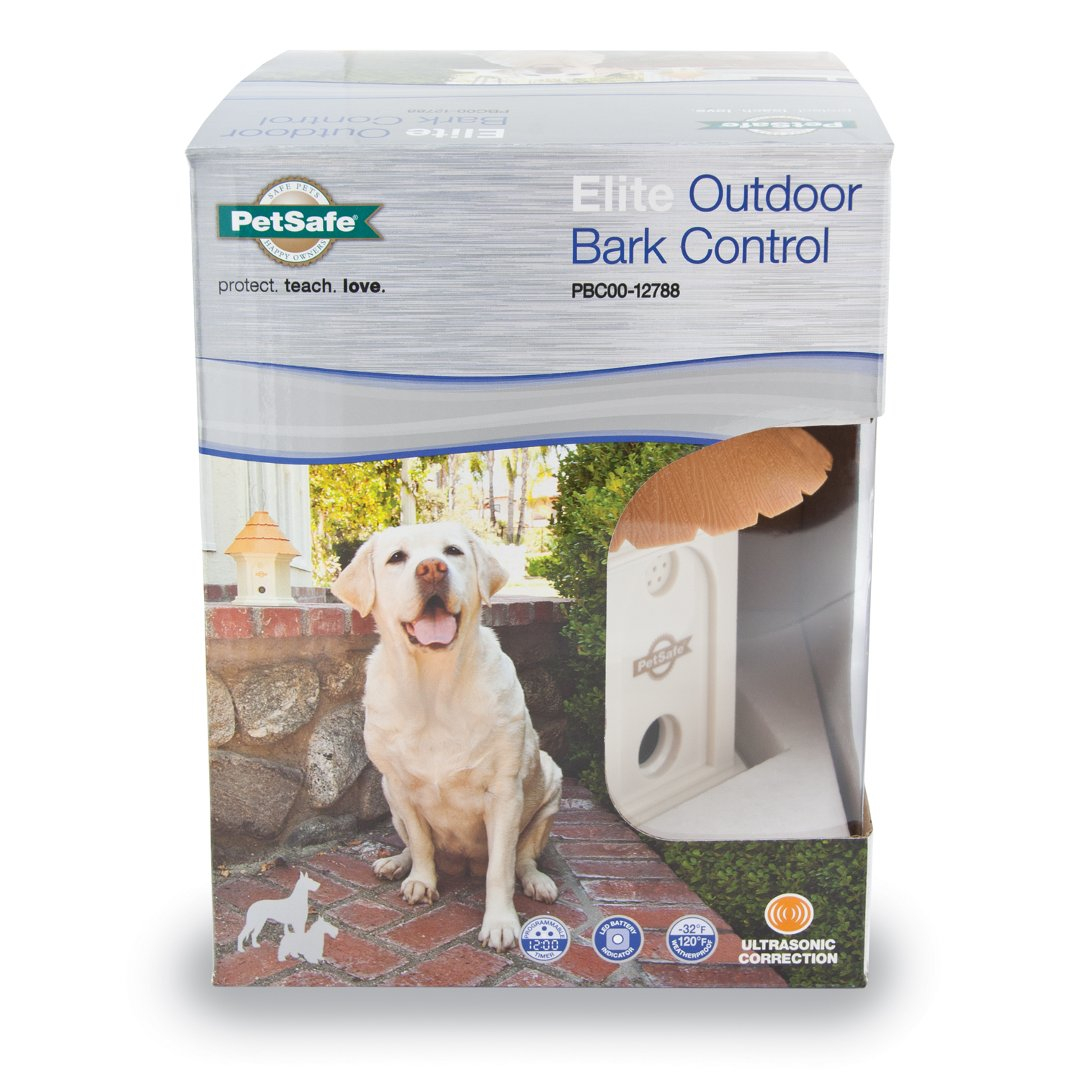 Elite Outdoor Ultrasonic Bark Control By Petsafe Pbc00 12788 Thdogrepellentelectroniccircuitsjpg
