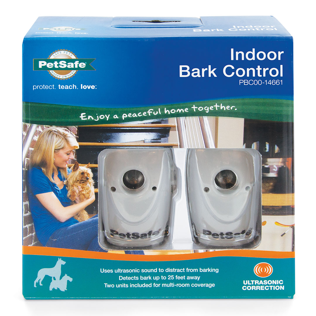 Indoor Ultrasonic Bark Control By Petsafe Pbc 1000