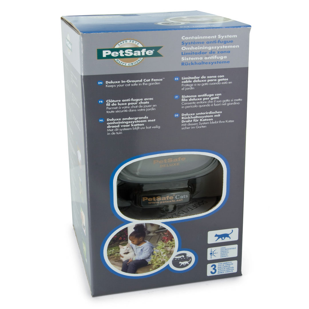 In Ground Cat Fence System By Petsafe 174 Pcf 1000 20