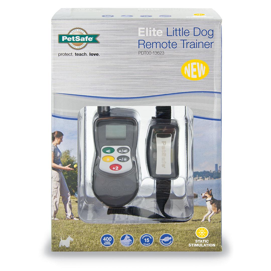 Elite Little Dog Static Remote Trainer By Petsafe Pdt00