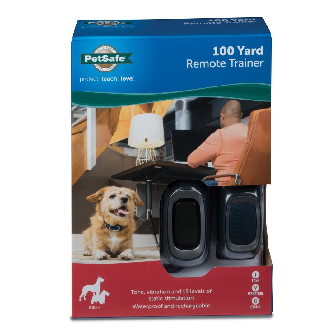 100 yard remote trainer by petsafe.