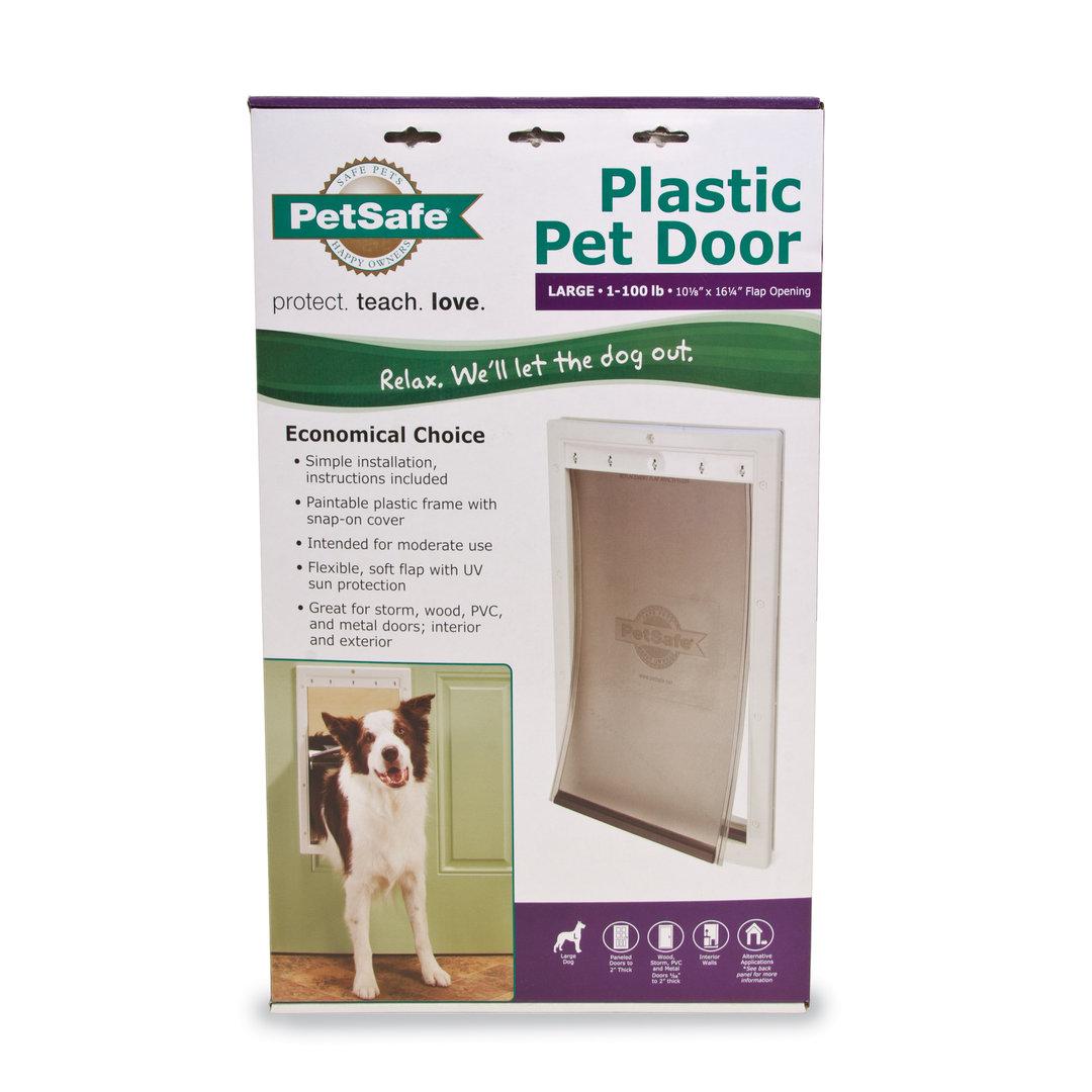 Plastic Pet Doors By Petsafe Grp Plastic