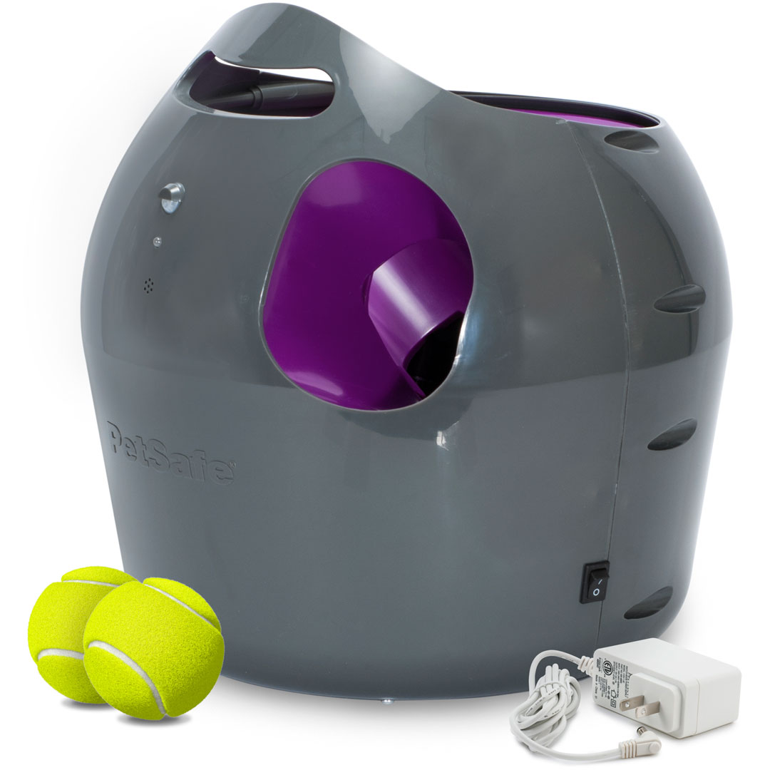 Automatic Dog Door >> Automatic Ball Launcher by PetSafe - PTY00-14665