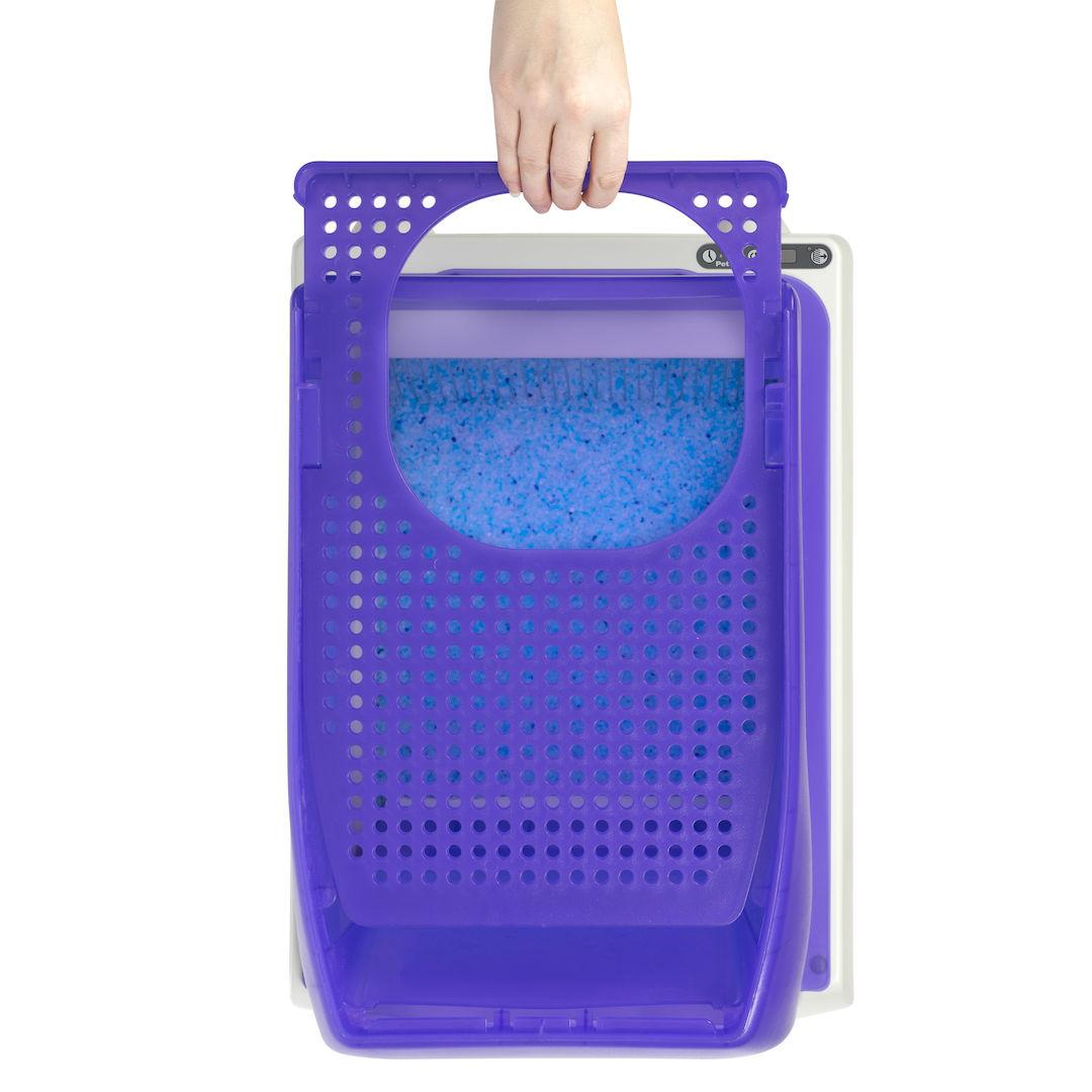 ScoopFree Self-Cleaning Litter Box and Anti-Tracking Mat Bundle